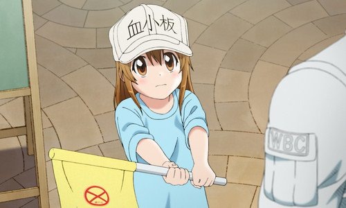 Cell-platelet