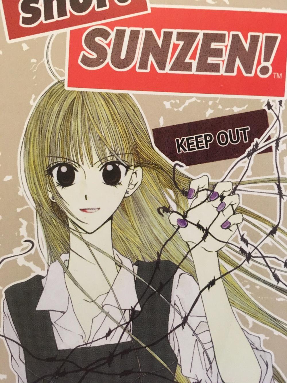 Short Sunzen Satsuki